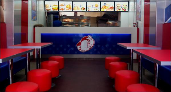 Retail Mark Maryland Chicken Interior Design Interior Design